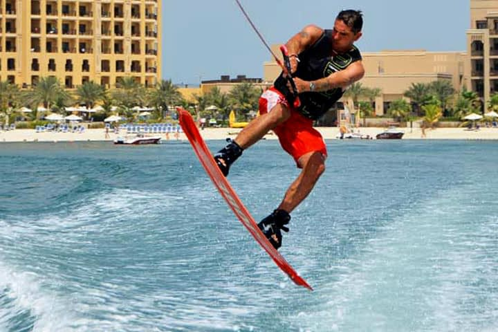 WakeBoard Course