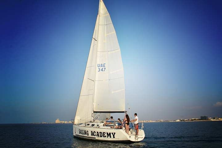 Sailing Course with 34-7ft boat