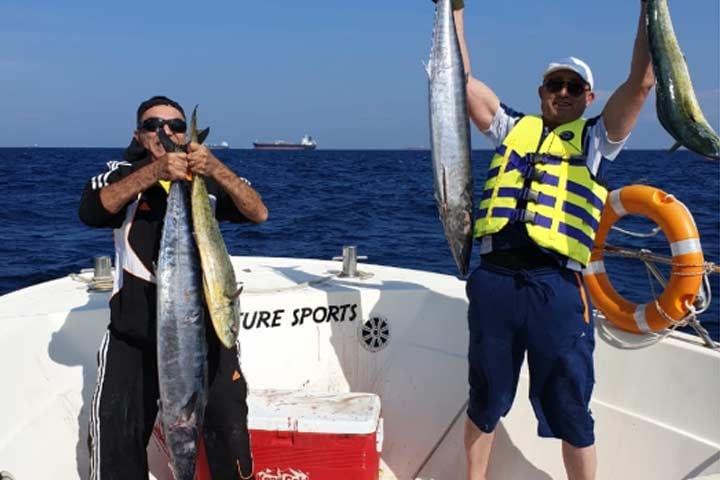Deep Sea Fishing in Fujairah